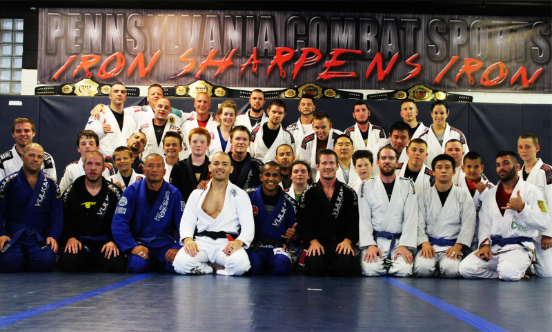 vicente junior bjj class at pa combat sports in greensburg, pa.