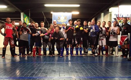 Combat striking group september 2018