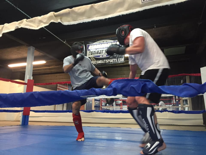 Sparring pacs
