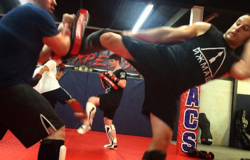 Ryan combat striking pacs